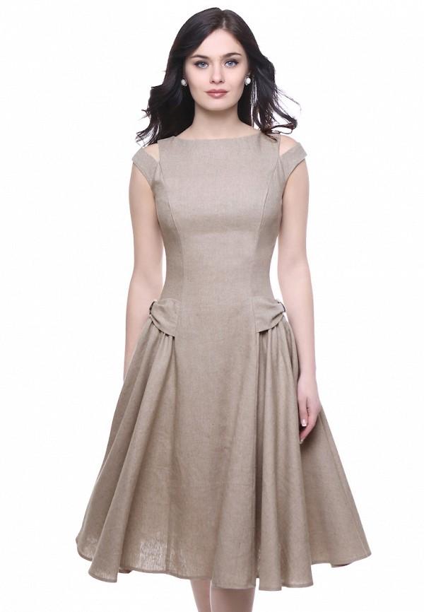 Платье Grey Cat Grey Cat MP002XW13OZ0 платье grey cat платья и сарафаны приталенные