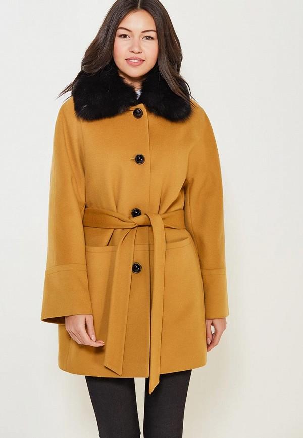 Купить Пальто Doroteya, mp002xw13p7h, коричневый, Весна-лето 2019