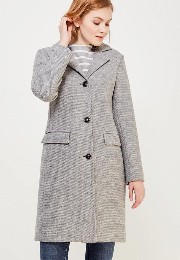 Пальто Doroteya, mp002xw13p7y, серый, Весна-лето 2017  - купить со скидкой