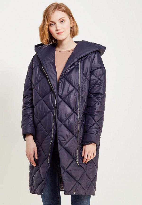 Купить Куртка утепленная Doroteya, MP002XW13P89, синий, Осень-зима 2017/2018