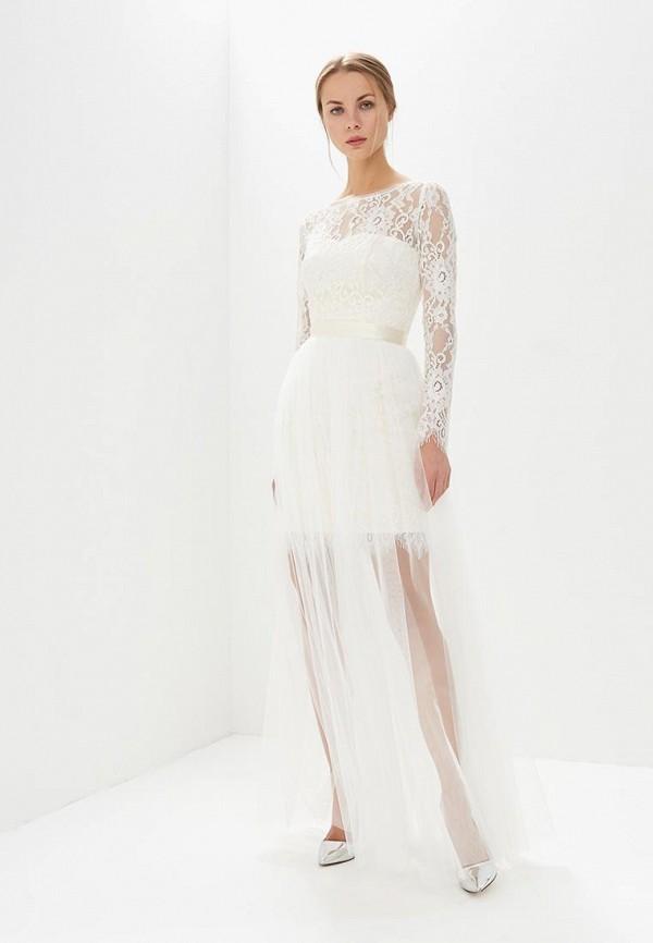 Купить Платье Lakshmi fashion, Dipa, mp002xw13pnt, белый, Весна-лето 2018