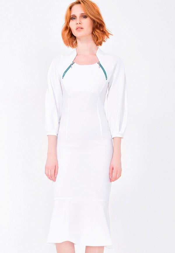 Платье JN JN MP002XW13POR jn платье футляр с баской jn