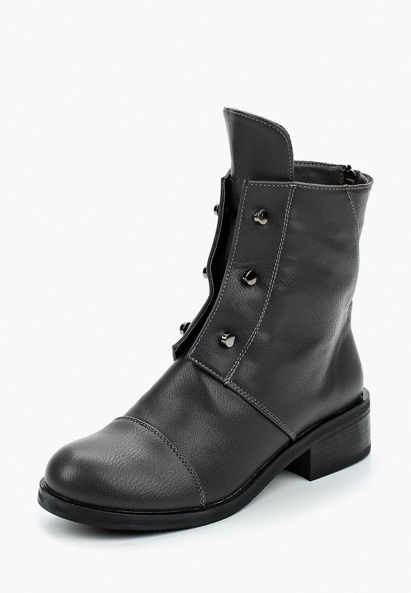 Купить Ботинки Vivian Royal, mp002xw13pw8, серый, Весна-лето 2018