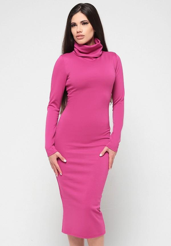 Купить Платье Malaeva, MP002XW13Q09, розовый, Весна-лето 2018