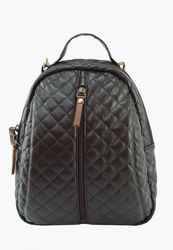 женская сумка exodus, коричневая
