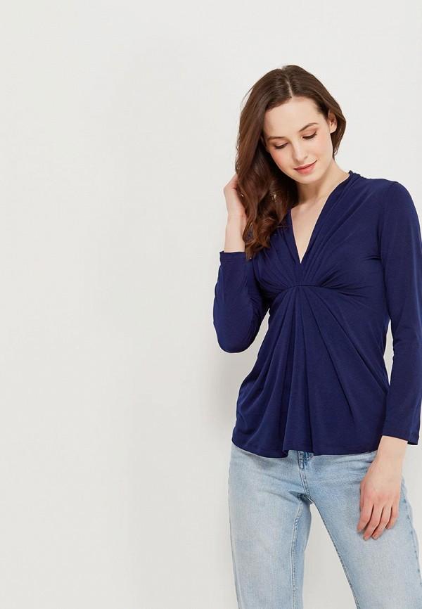 Купить Блуза Alina Assi, MP002XW13QF0, синий, Осень-зима 2017/2018