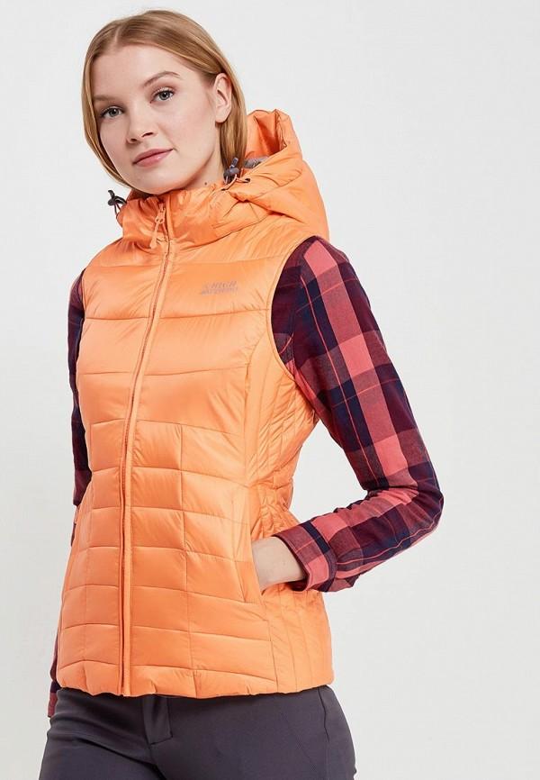 Жилет утепленный High Experience цвет оранжевый