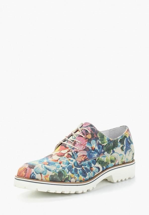 женские ботинки dolce vita, разноцветные