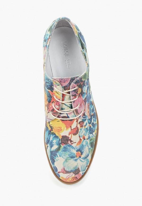 Ботинки Dolce Vita цвет разноцветный  Фото 4