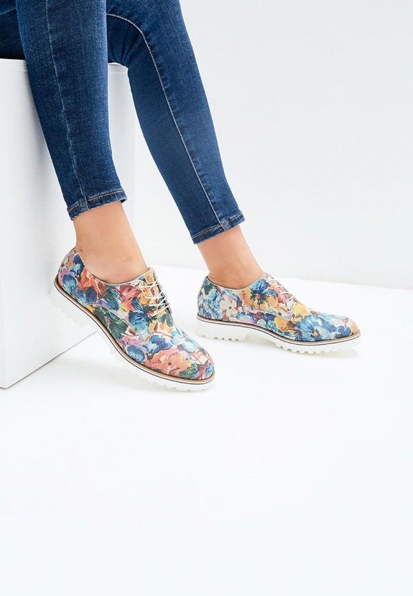 Ботинки Dolce Vita цвет разноцветный  Фото 5