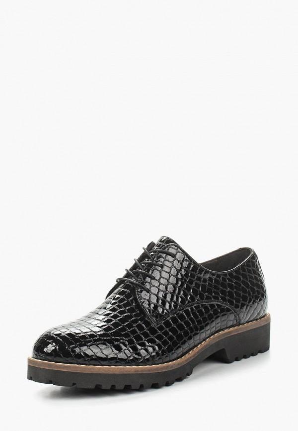 женские низкие ботинки dolce vita, черные