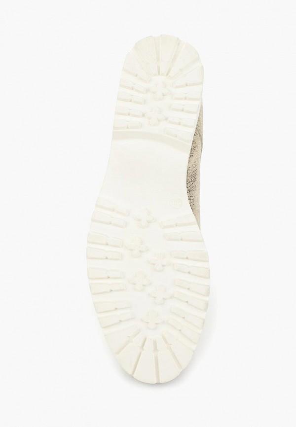 Ботинки Dolce Vita цвет золотой  Фото 3