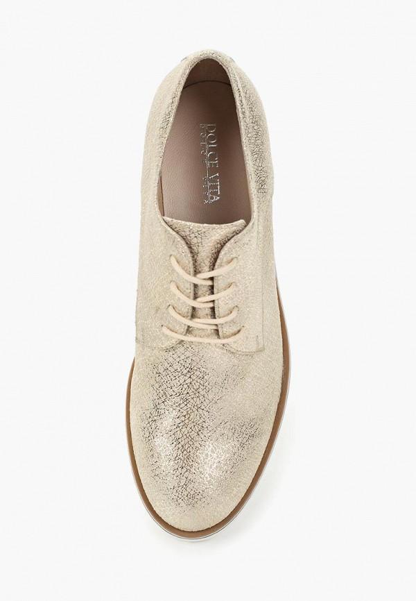 Ботинки Dolce Vita цвет золотой  Фото 4
