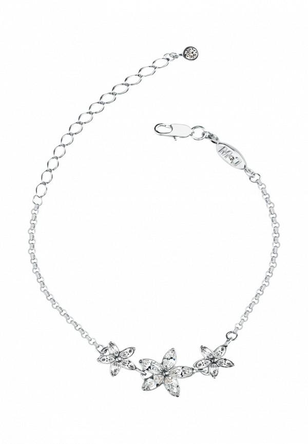 Купить Браслет Mademoiselle Jolie Paris, Essence, MP002XW13QMC, серебряный, Весна-лето 2018