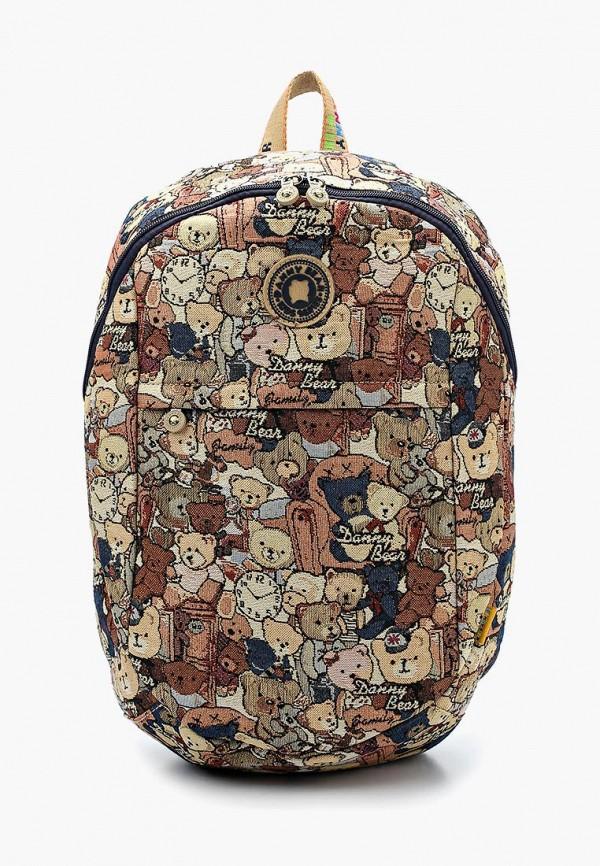 Рюкзак Danny Bear Danny Bear MP002XW13R0I