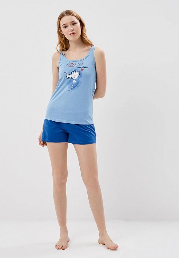 Пижама Pelican Pelican MP002XW13R2T платье для девочки pelican gwdv4015 цвет персиковый 128