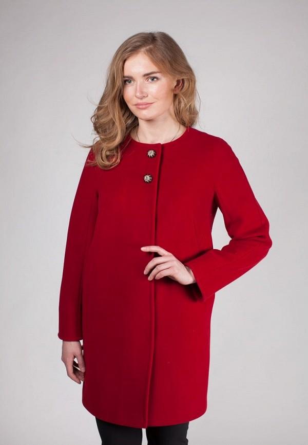 Пальто Shartrez, mp002xw13r3n, бордовый, Осень-зима 2018/2019  - купить со скидкой