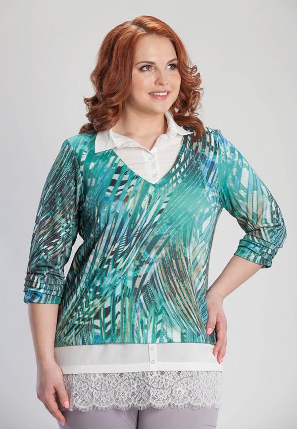 лучшая цена Блуза Olga Peltek Olga Peltek MP002XW13RG9