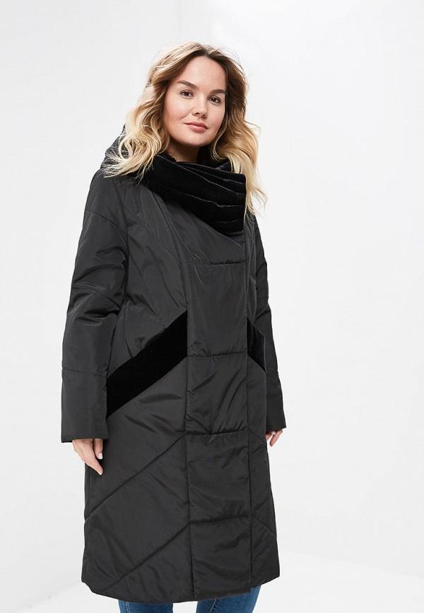 Купить Куртка утепленная Симпатика, MP002XW13RI1, черный, Весна-лето 2018