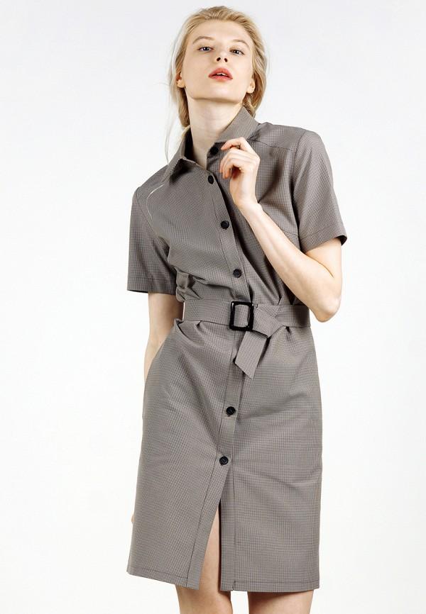 Купить Платье BURLO, MP002XW13ROG, бежевый, Весна-лето 2018