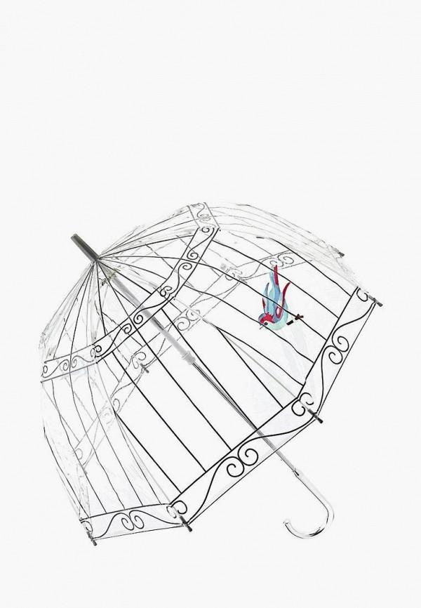 Зонт-трость Fulton Fulton MP002XW13RQZ зонт трость женский fulton satin dream цвет серый белый l056 3038