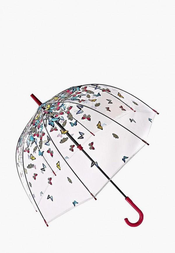 Зонт-трость Fulton Fulton MP002XW13RRC зонт трость женский fulton satin dream цвет серый белый l056 3038