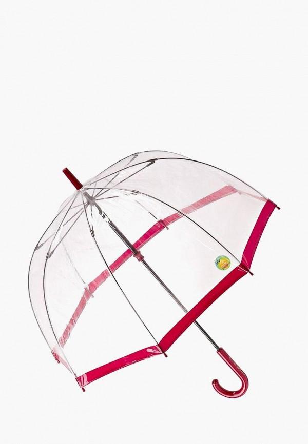 женский зонт-трости fulton, белый