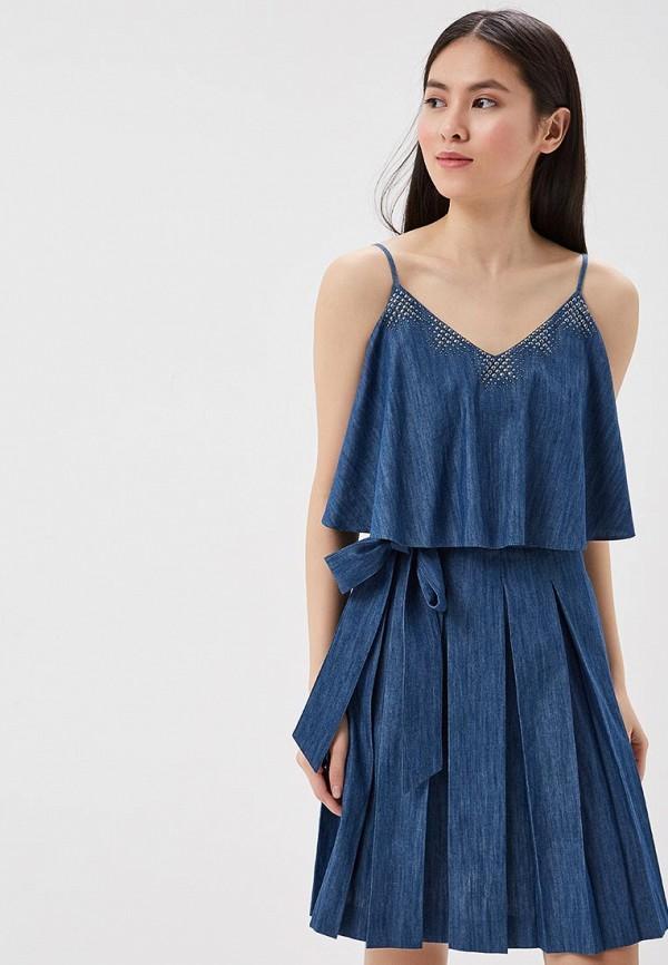 цена на Платье джинсовое Chapurin Chapurin MP002XW13S7T