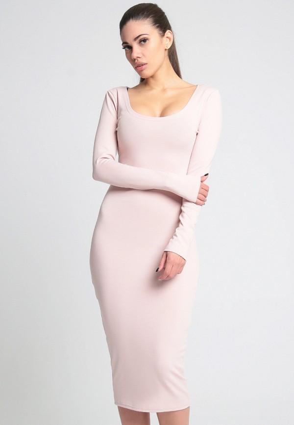 Купить Платье Malaeva, MP002XW13S7Z, розовый, Весна-лето 2018