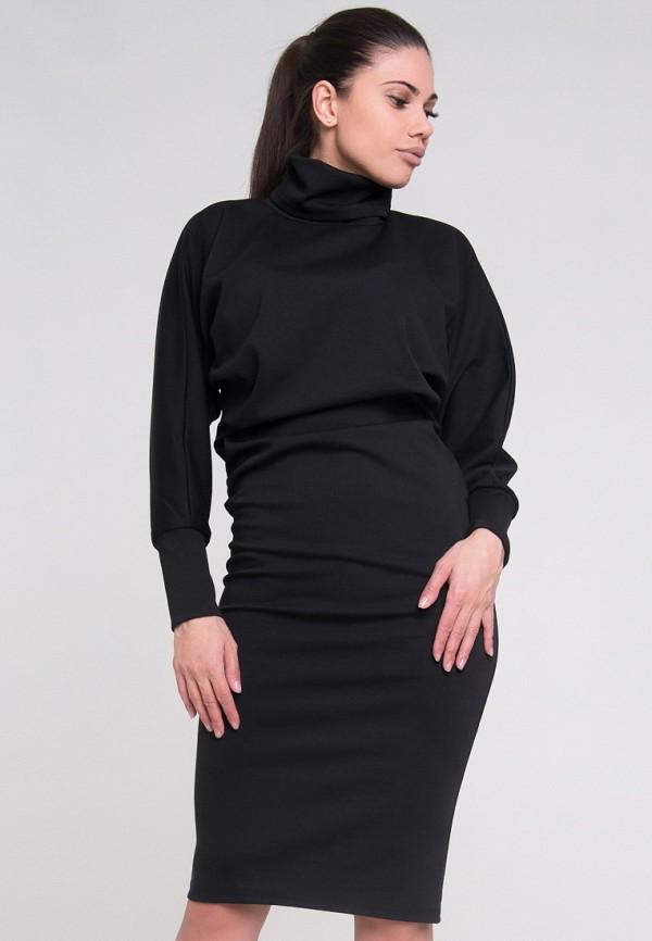 Купить Платье Malaeva, MP002XW13S83, черный, Весна-лето 2018