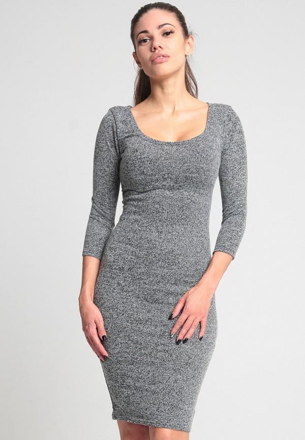 Купить Платье Malaeva, mp002xw13s8d, серый, Весна-лето 2018