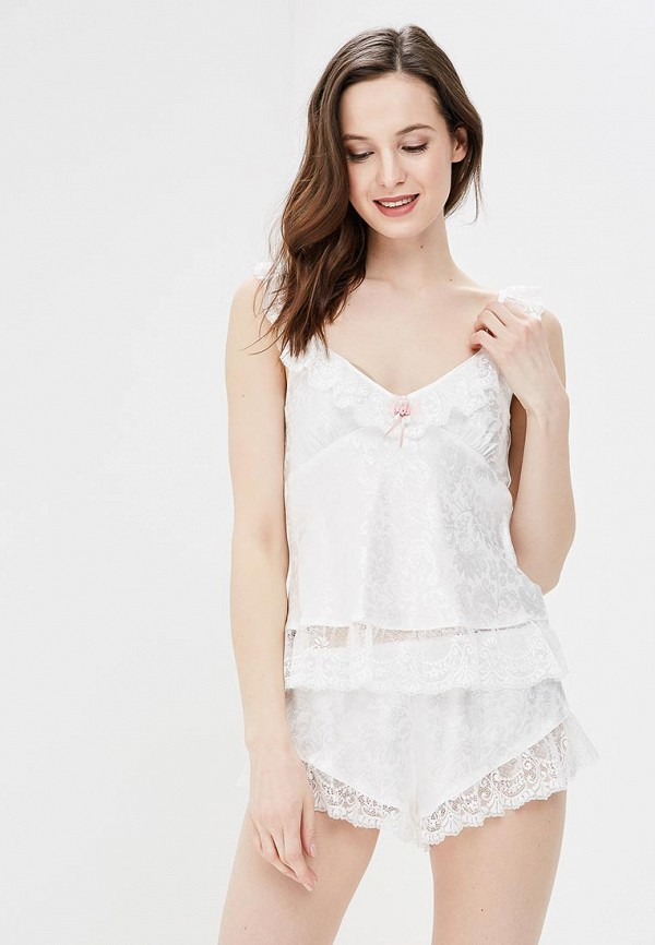 Купить Пижама Mia-mella, Angelina, MP002XW13SAZ, белый, Весна-лето 2018