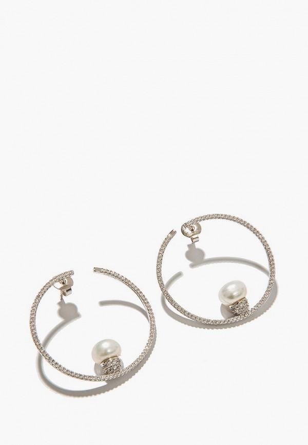 Серьги Exclaim Exclaim MP002XW13SM0 жен крупногабаритные серьги слезки серьги кольца секси крупногабаритные золотой серебряный круглый серьги назначение для