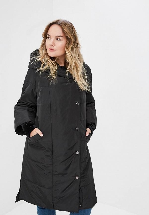 Купить Куртка утепленная Симпатика, MP002XW13SN9, черный, Весна-лето 2018
