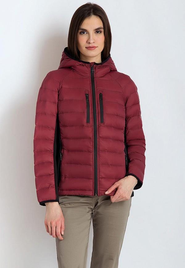 Купить Куртка утепленная Finn Flare, mp002xw13sq1, бордовый, Весна-лето 2018