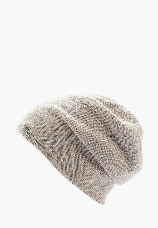 женская шапка staix, бежевая