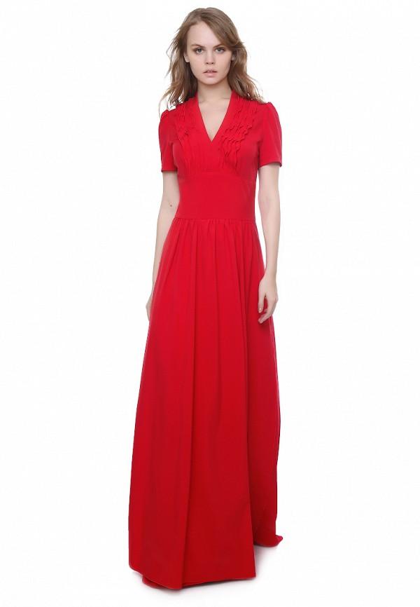 женское вечерние платье marichuell, красное