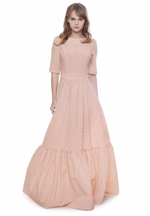 женское повседневные платье marichuell, бежевое