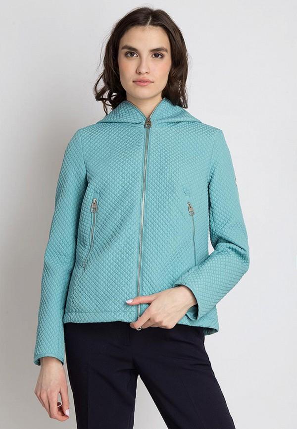 Купить Куртка утепленная Finn Flare, mp002xw13tb7, бирюзовый, Весна-лето 2018