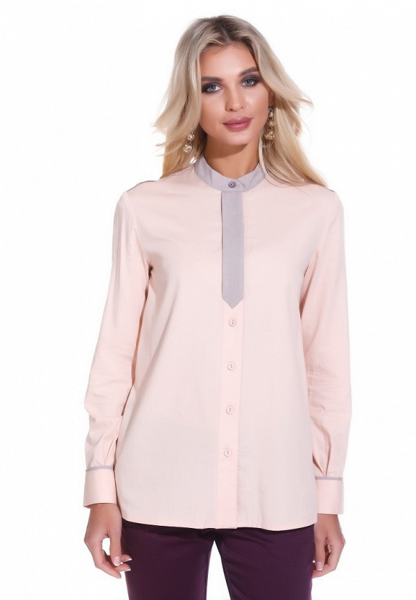 Рубашка Gloss Gloss MP002XW13TC8 рубашка gloss рубашки приталенные