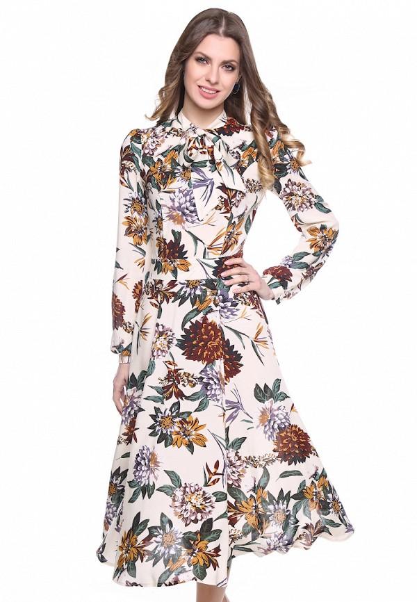 Платье Olivegrey Olivegrey MP002XW13TFO