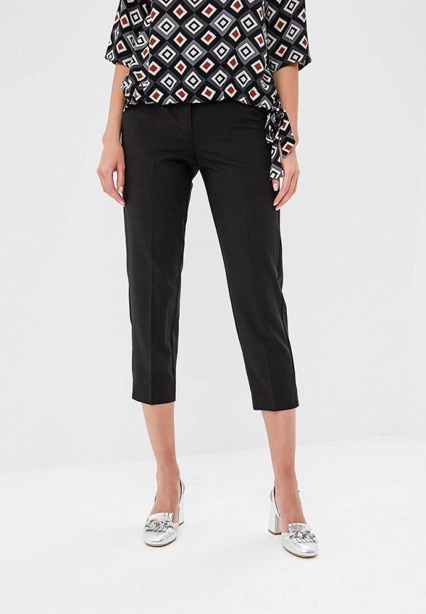 женские классические брюки lautus, черные