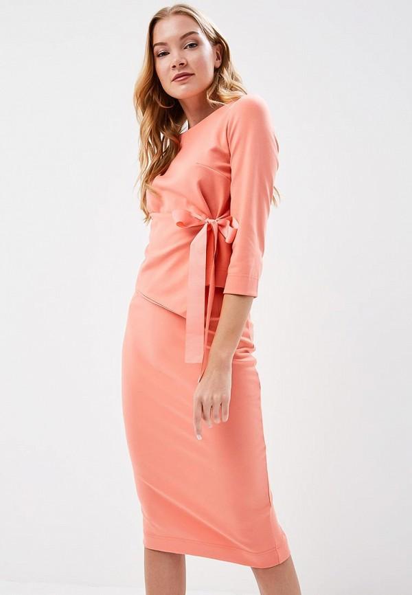 женский костюм lautus, розовый