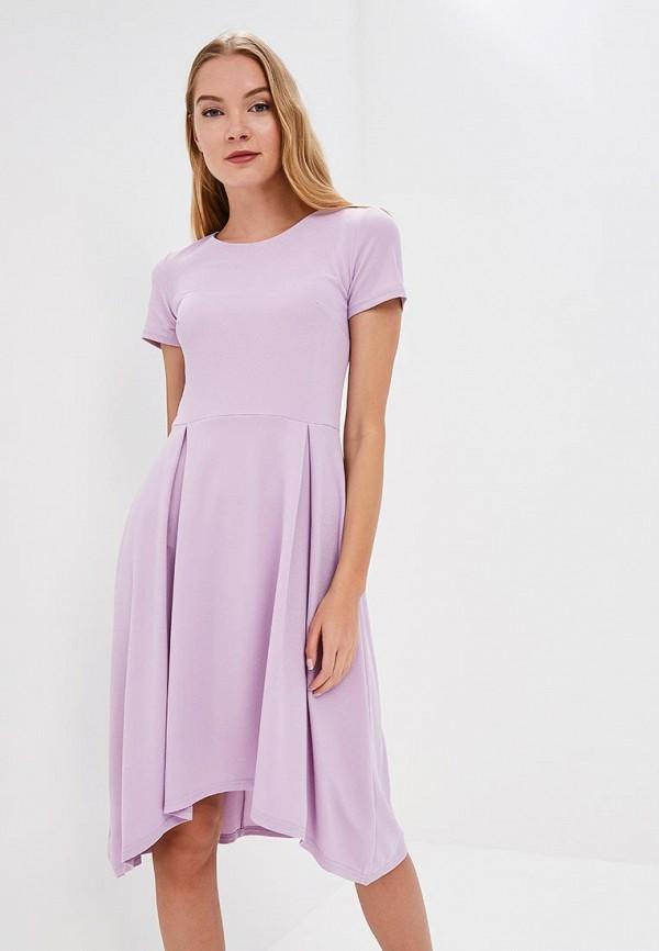 женское повседневные платье lautus, розовое