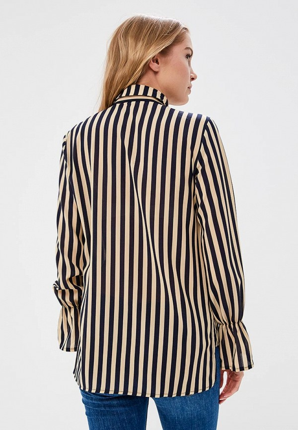 Блуза Lautus цвет бежевый  Фото 3