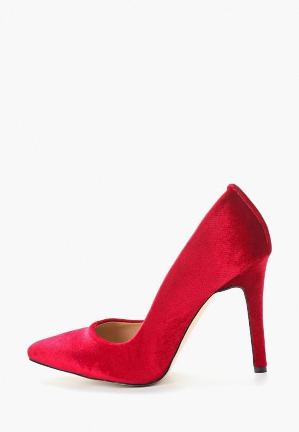 женские туфли hestrend, красные