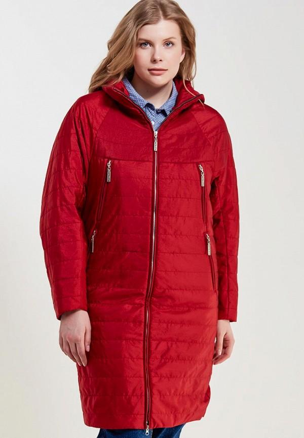 Куртка утепленная Electrastyle, mp002xw13u87, бордовый, Весна-лето 2018  - купить со скидкой