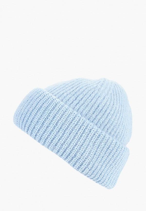 женская шапка freespirit, голубая