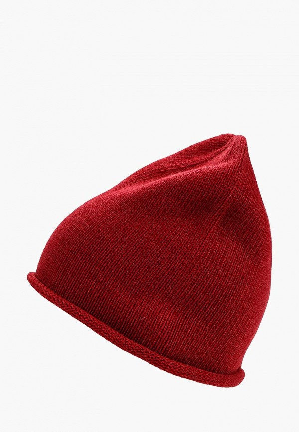 женская шапка freespirit, красная