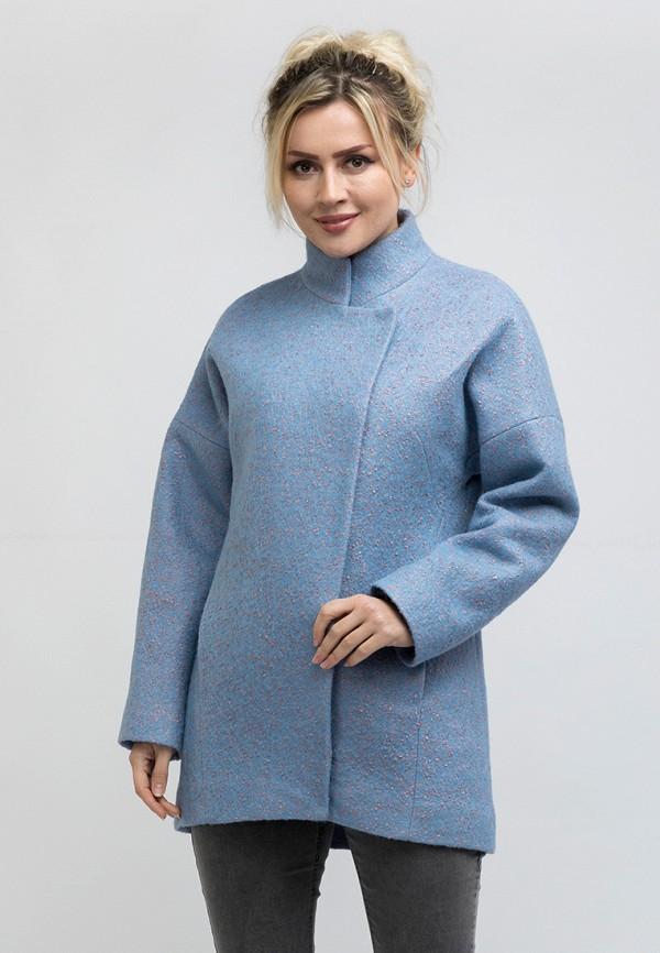 Купить Полупальто Rosso Style, mp002xw13us8, голубой, Весна-лето 2018